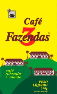 Café 3 Fazendas