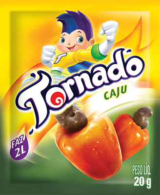 Tornado Caju