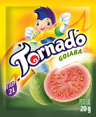 Tornado Goiaba