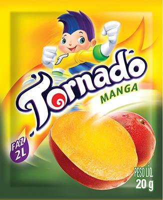 Tornado Manga