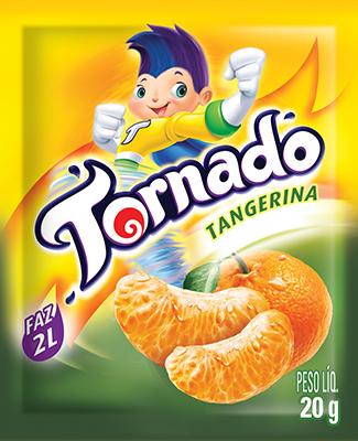 Tornado Tangerina